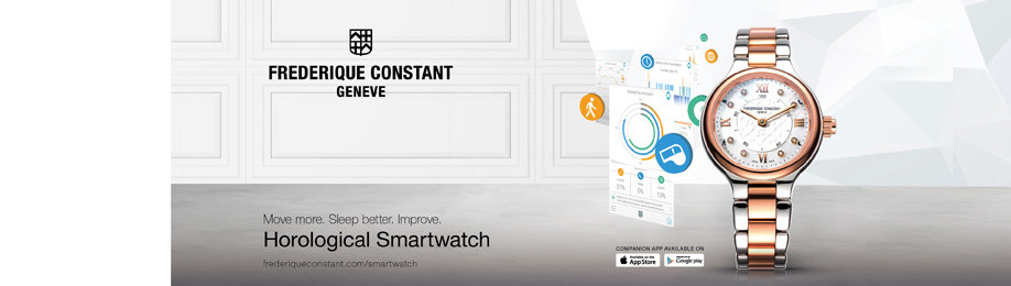 Horological Smartwatches