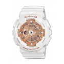Casio Baby G white Ladies´ Watch