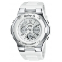 Casio Baby G White
