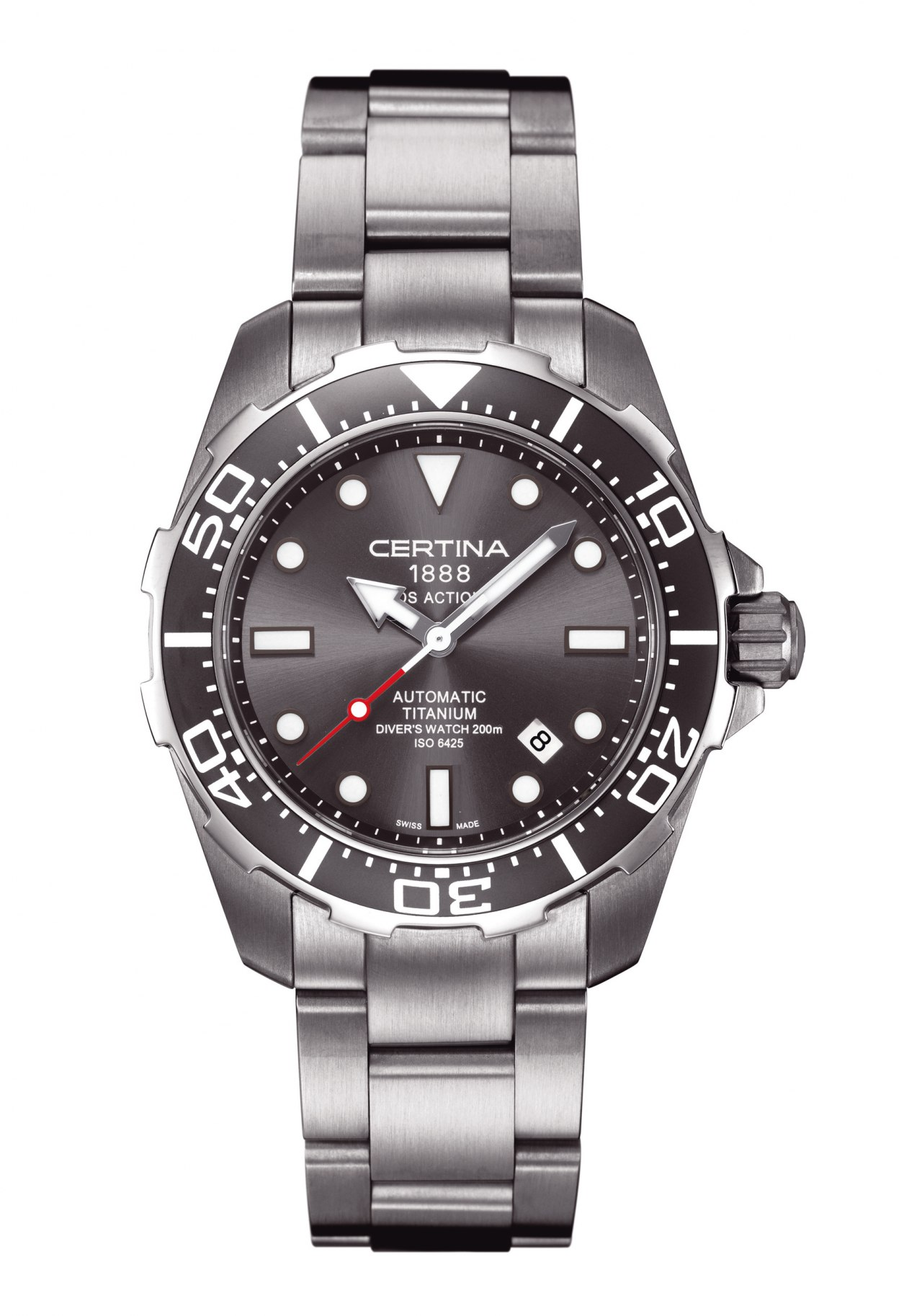 Certina DS Action Automatic Diver Men´s Watch nur € 880.00