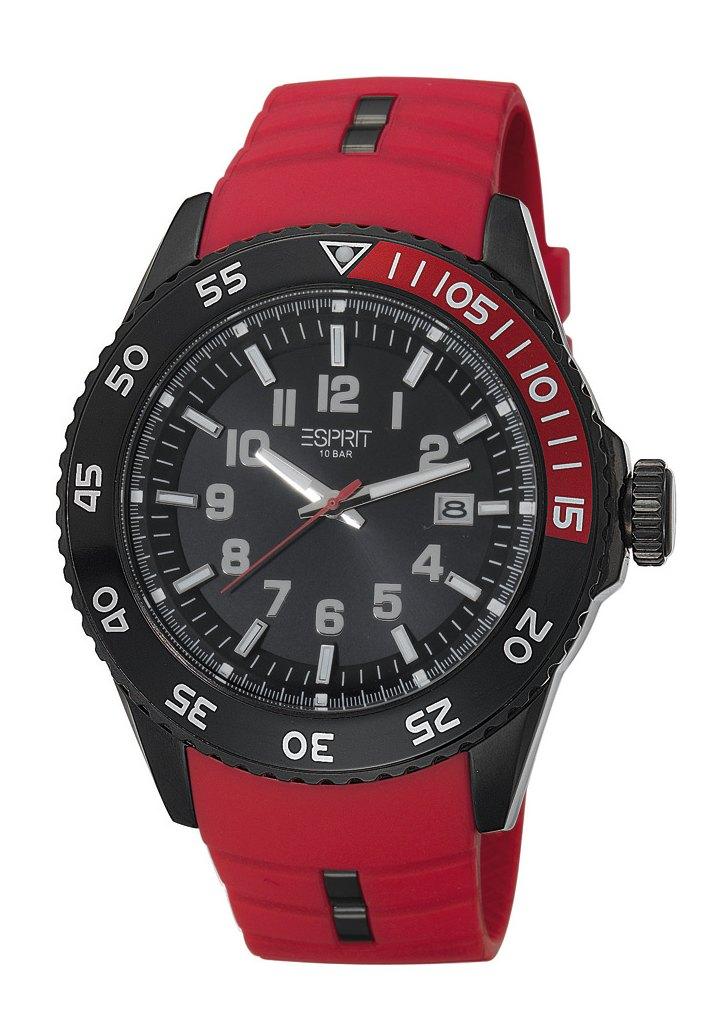 esprit men s watch varic red es103631003 nur. Black Bedroom Furniture Sets. Home Design Ideas