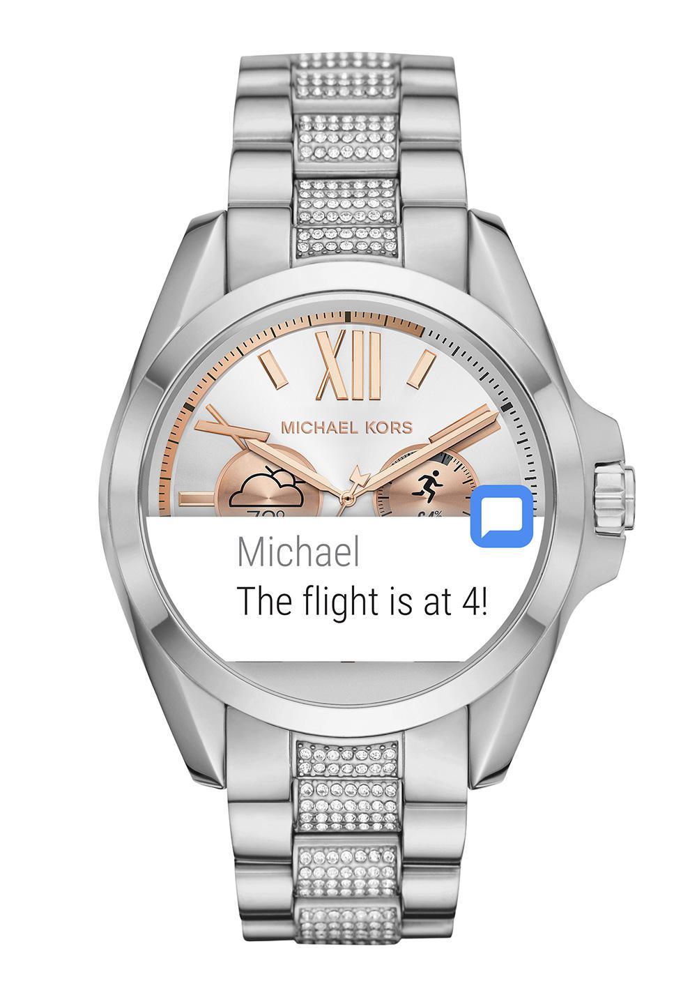 Michael Kors Access Smartwatch Ladies Watch Bradshaw Nur 419 00