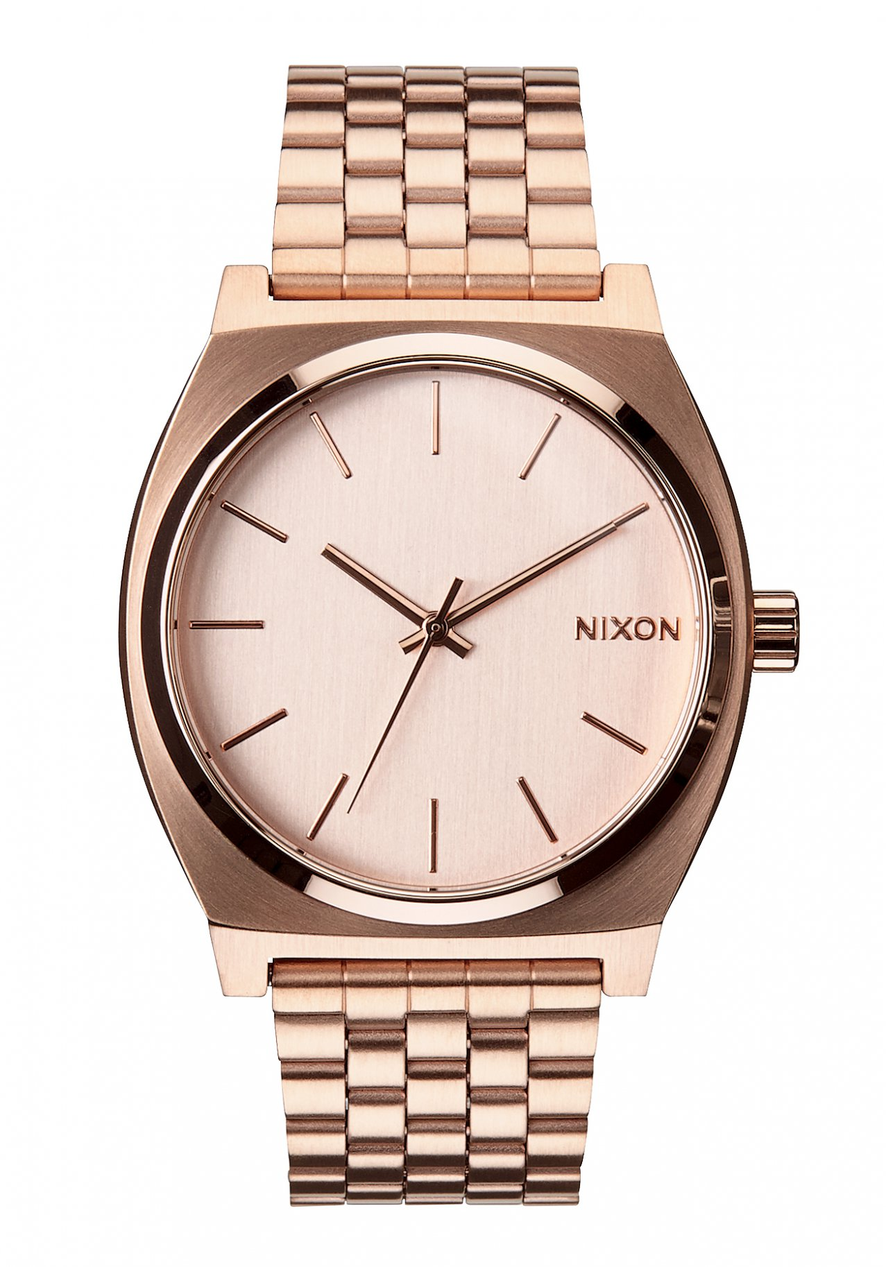 nixon the time teller all rose gold a045897 nur. Black Bedroom Furniture Sets. Home Design Ideas