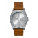 Nixon The Time Teller Pack All Silver / Brown / Tan