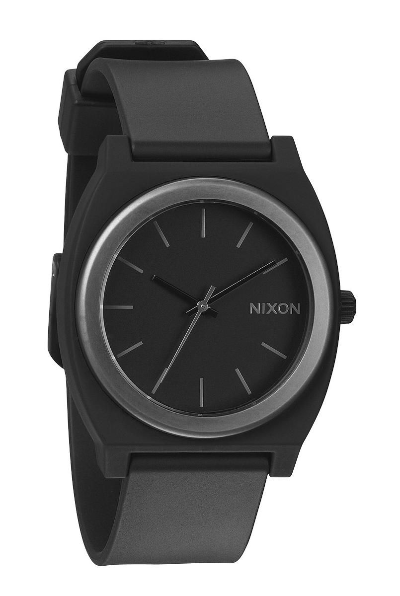nixon the time teller p midnight ano watch a119308 nur. Black Bedroom Furniture Sets. Home Design Ideas