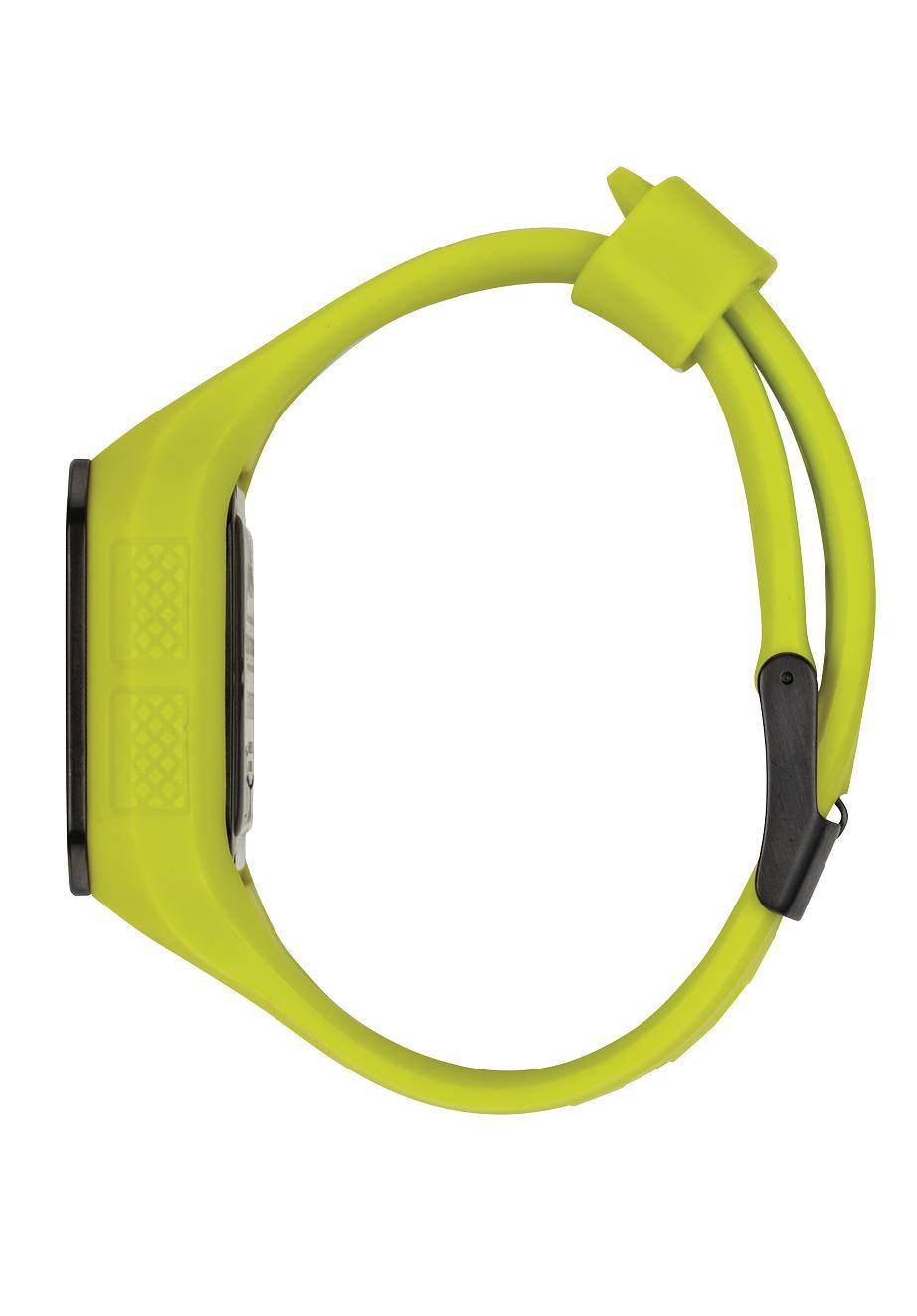 nixon the supertide neon yellow men s watch a316262 nur. Black Bedroom Furniture Sets. Home Design Ideas