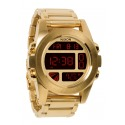 Nixon The Unit SS All Gold