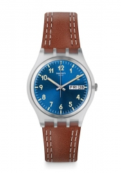 Swatch Windy Dune wrist watch