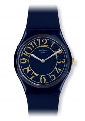 Swatch Back in Time wrist watch