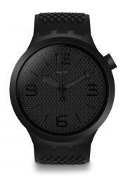 Swatch BBBlack wrist watch
