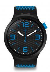 Swatch BBBlue wrist watch