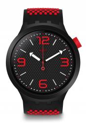 Swatch BBBlood wrist watch