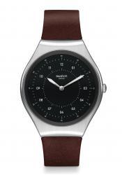 Swatch Skinbrushed wrist watch