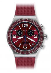 Swatch Wine Grid wrist watch